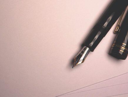 Dit is waarom schrijven goed is voor de gezondheid