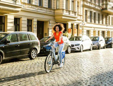 Aan de slag met de fiets